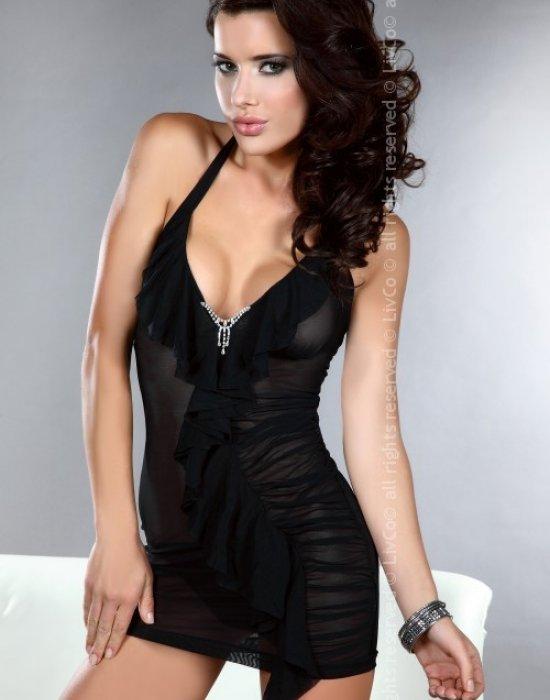 Еротичен комплект с прашки Aristodeme, LivCo Corsetti Fashion, Комплекти - Modavel.com