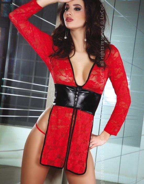 Еротичен костюм на гейша Cauvery, LivCo Corsetti Fashion, Костюми - Modavel.com