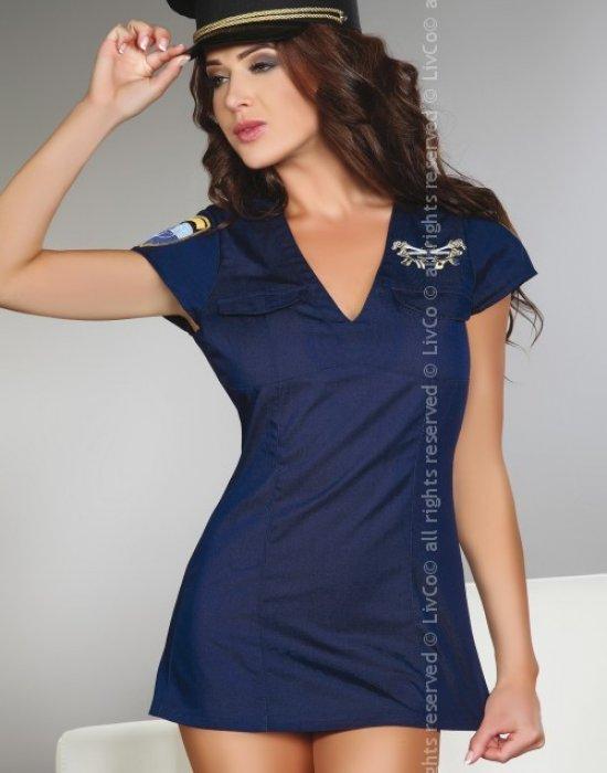 Еротичен моряшки костюм Argenta, LivCo Corsetti Fashion, Костюми - Modavel.com