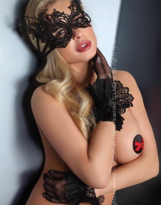 Еротични мрежести ръкавици, LivCo Corsetti Fashion, Еротични - Modavel.com