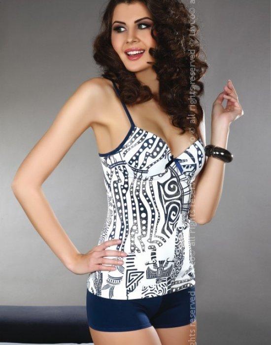 Танкини Laila, LivCo Corsetti Fashion, Бански две части - Modavel.com