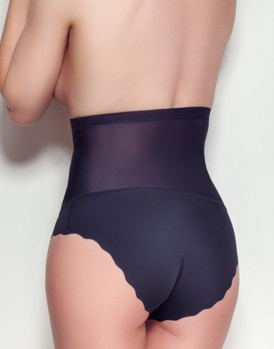 Оформящи бикини с висока талия в черно Glam, Mitex, Бикини - Modavel.com