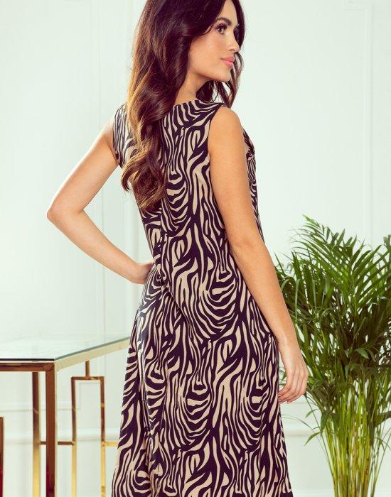 Елегантна рокля 296-2