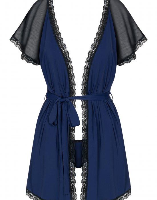 Комплект халат с прашки 825-PEI-6, Obsessive, Халати - Modavel.com