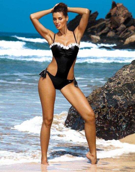 Цял бански костюм в черно Lucy M-464-1, Marko, Цели бански - Modavel.com