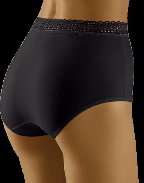 Черни бикини с висока талия Eco-Go, Wolbar, Бикини - Modavel.com