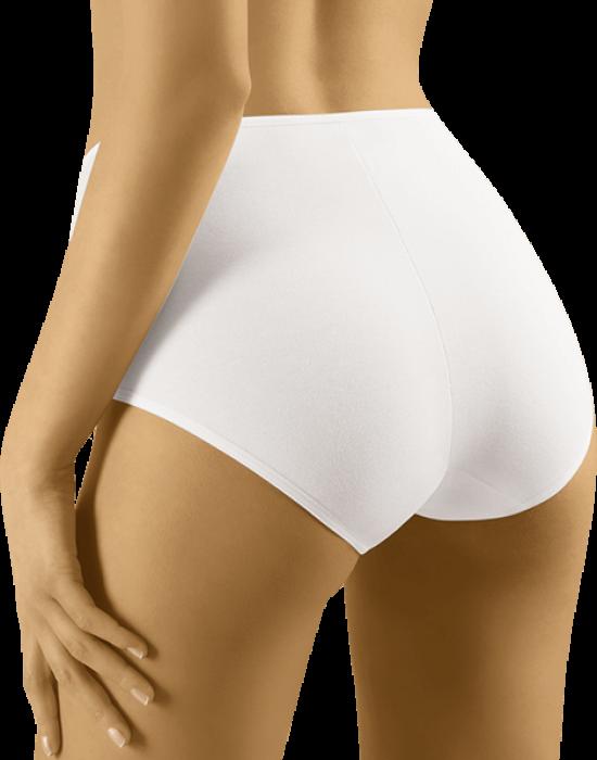 Бикини в бял цвят макси размери Tahoo Maxi, Wolbar, Бикини - Modavel.com