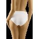 Памучни бикини в бял цвят Tahoo Midi, Wolbar, Бикини - Modavel.com