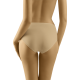 Памучни бикини в бежов цвят Tahoo Midi, Wolbar, Бикини - Modavel.com
